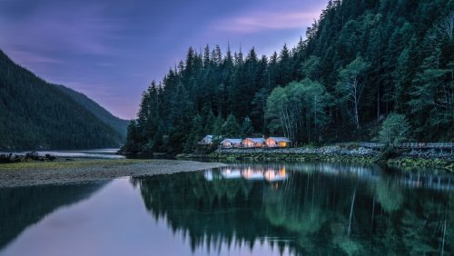 Canada's Clayoquot Wilderness Lodge Returns to Reimagine the Glamping Experience