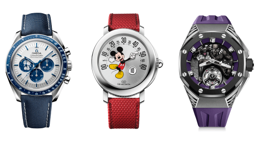 From Mickey Mouse to Black Panther, 5 Luxury Watches That Pay Homage to Pop Culture