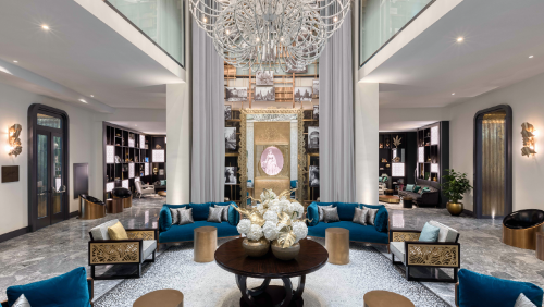 Budapest's First Luxury Collection Hotel Marries the City's Elegant Past and Vibrant Present