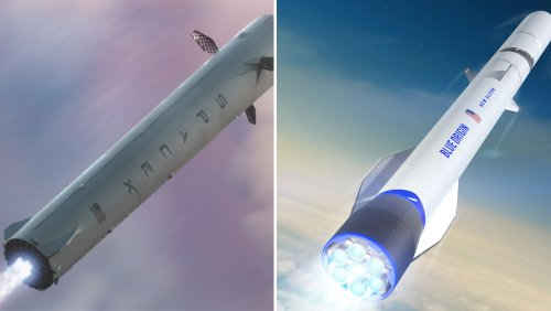 Elon Musk's SpaceX vs Jeff Bezos's Blue Origin: Which Space Project Will Dominate the Cosmos?