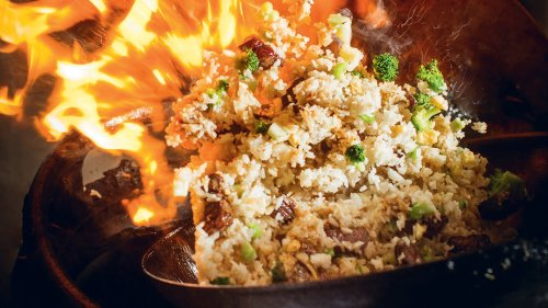 Chef Brandon Jew Shows How to Make Steak Fried Rice at Home