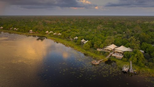 First Look: This Stunning Botswana Lodge Offers a Modern Take on the Safari Experience
