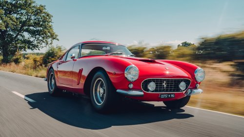 First Drive: This Reimagined Classic Ferrari Is a Four-Wheeled Fabergé Egg