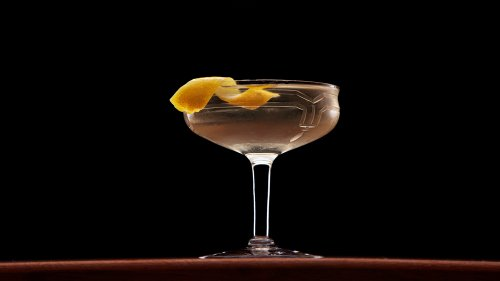 How to Make a Tuxedo No. 2, a Gin Martini With a Surprising Absinthe Accent