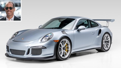 Jerry Seinfeld's Prized Porsche 911 GT3 RS Could Fetch $330,000 at Auction