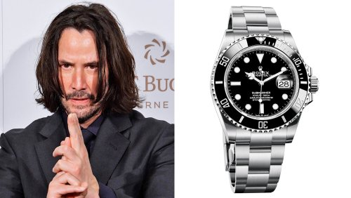 Keanu Reeves Bought Rolexes for Everyone on the 'John Wick' 4 Stunt Team