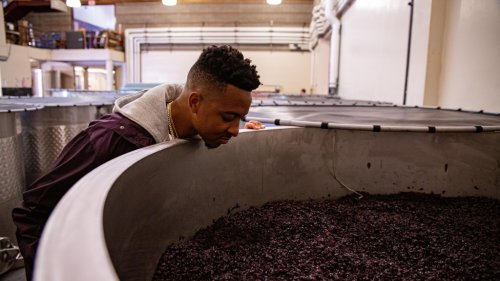 How CJ McCollum Created the NBA's Most Coveted Wine
