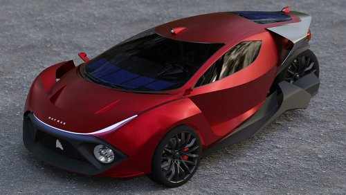 The Daymak Spiritus Is the World's First EV That Mines Cryptocurrency