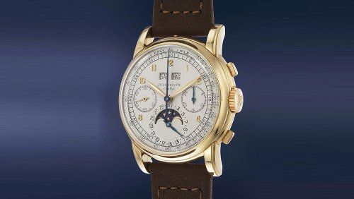 A $4 Million Patek Philippe World Time, Several Rolex Daytonas and a Harry Winston Opus1 Will Be Auctioned at Phillips