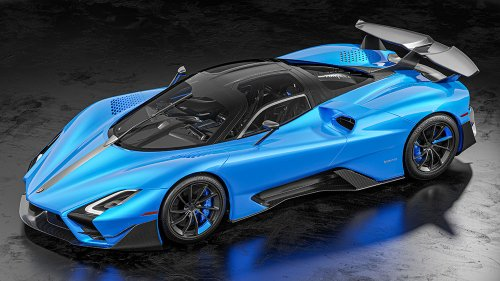 The 1750 HP SSC Tuatara, the World's Fastest Car, Just Got Even More Powerful