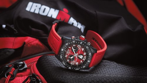 Breitling and Ironman Teamed Up for Two New Watches That Celebrate the Famed Triathlon