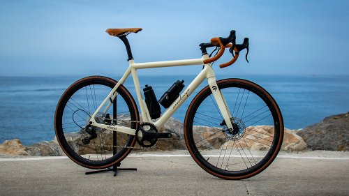 Ares Design's First Electric Road Bike Is Also the World's Lightest