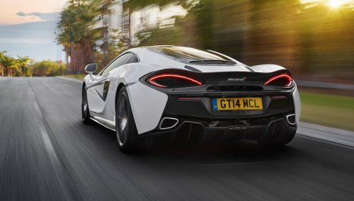 Driving the 2017 McLaren 570GT up a Spanish Volcano
