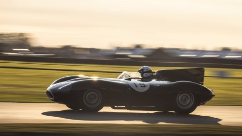 The Golden Age of Motorsport Shines Again at the 2021 Goodwood Revival