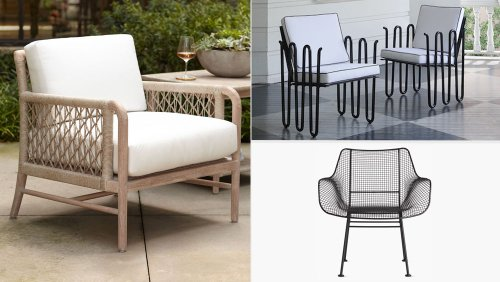 7 Outdoor Garden Chairs for Relaxing on Your Patio This Summer
