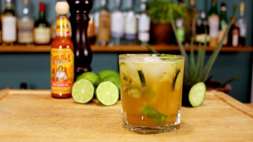 How to Make El Guapo, a Tequila Cocktail Made With Your Favorite Hot Sauce