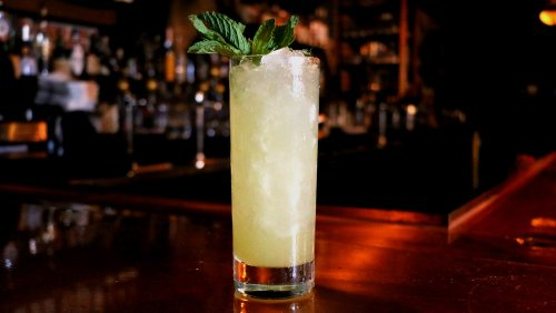 How to Make a Chartreuse Swizzle, the Strange-Yet-Delicious Modern Classic Cocktail