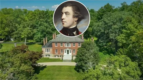 Inside a $3 Million New York Manor with Ties to the American Revolution