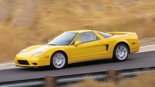 Car of the Week: Why the 2005 Acura NSX, a Refined Jewel of a Sports Car, Is a Cult Classic