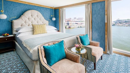 First Look at Uniworld's Luxe New Douro River Cruise Ship