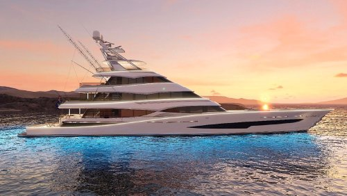 Boat of the Week: This 171-Foot Super-Luxe Sportfishing Yacht Is the Largest in the World