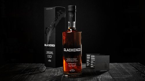 Taste Test: This Whiskey Was Aged to the Sounds of Metallica's 'Black Album.' The LP Fared Better Than the Spirit.