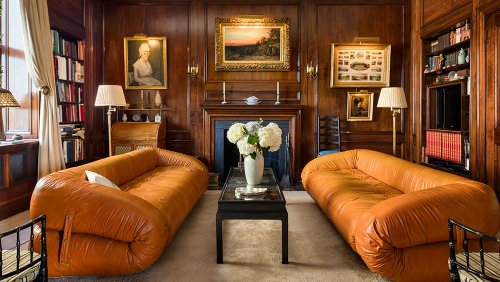 Home of the Week: Jeweler Harry Winston's Dazzling Manhattan Apartment Lists for $32.5 Million
