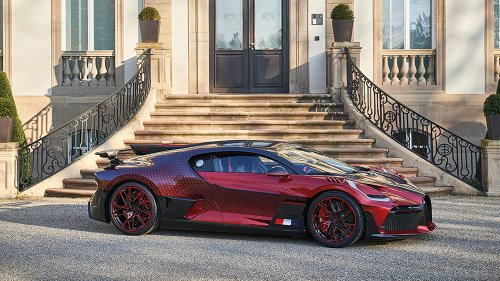 Meet the 'Lady Bug,' the Bugatti Divo With a Paint Job So Complex It Took Two Years to Finish