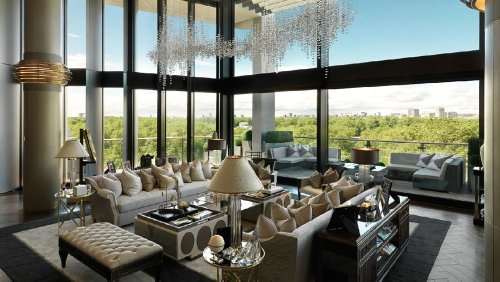 You Can Now Buy London's Most Expensive Penthouse With Bitcoins—or $244 Million