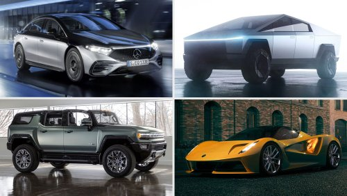 23 Exciting EVs That Will Be on the Road by 2025, From the Aspark Owl to the Tesla Cybertruck