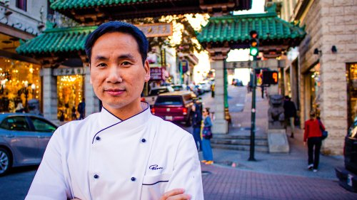 The Chef Who Led a Global Dining Empire Sets Out on His Own in San Francisco's Chinatown