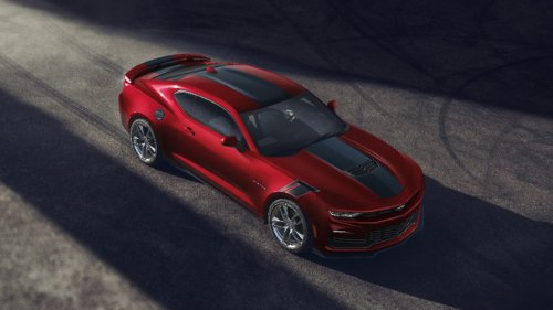 The Chevy Camaro Is Reportedly Being Replaced by a 4-Door Electric Sedan