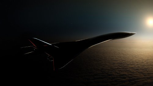 This New Supersonic Airliner Will Fly From NYC to London in Less Than an Hour