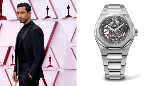 From Riz Ahmed's Girard-Perregaux to Leslie Odom Jr. in Omega: All the Best Watches at the Oscars