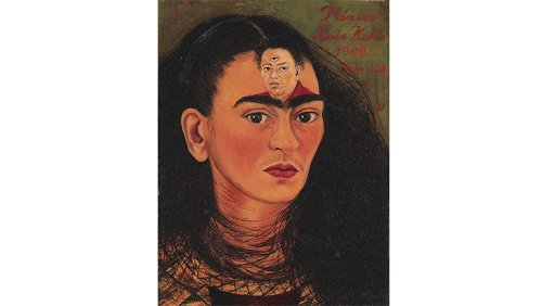 This Frida Kahlo Self Portrait Could Fetch a Record-Breaking $30 Million at Auction