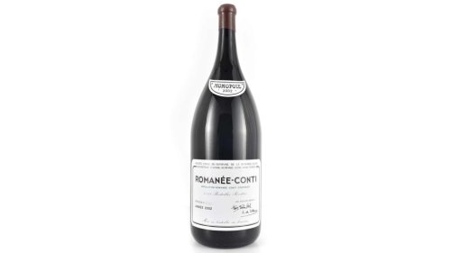 This Giant Bottle of 2002 Burgundy Just Sold for a Record-Breaking $398,000