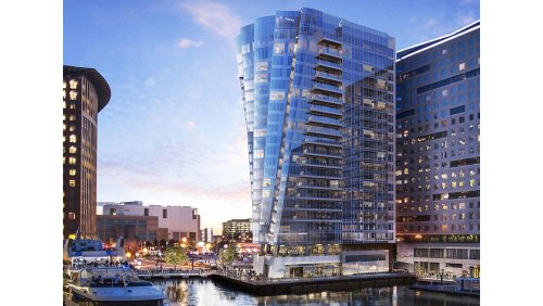 Boston Is Getting Its First Stand-Alone St. Regis Residences
