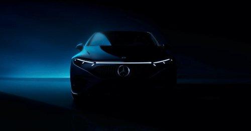 Conoce el nuevo Mercedes Benz EQS: un clase S totalmente eléctrico