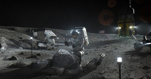 Ahora la NASA contempla llevar al primer hombre afroamericano a la Luna