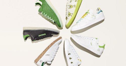 Adidas lanza nuevas Stan Smith en colaboración con Disney
