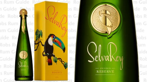 Selvarey Owner's Reserve -- conceived and created by Bruno Mars.