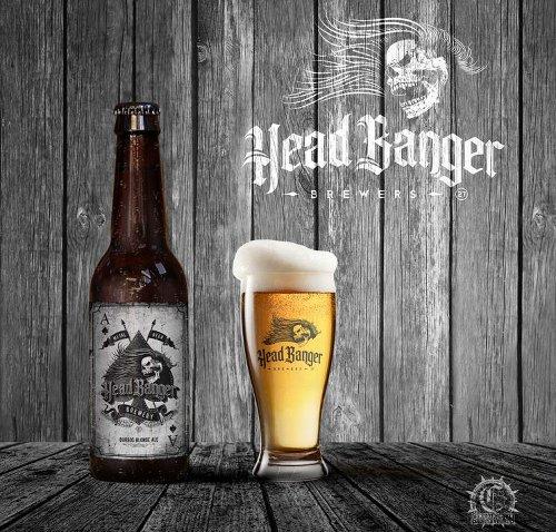 HEADBANGER 27 la cerveza del Heavy