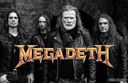 Adelanto y título del nuevo álbum de MEGADETH