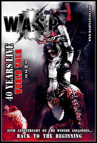 Gira mundial del 40º aniversario de W.A.S.P.