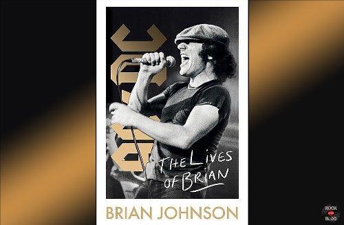 Brian Johnson publicará en breve «La Vida de Brian»