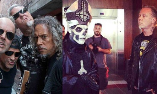 Metallica announces tribute album with Elton John, Ghost and more