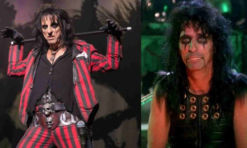 Alice Cooper reveals his 4 favorite songs from the 80's