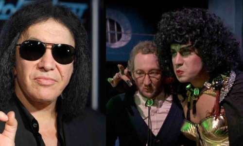 The 5 movies from the 80's Gene Simmons (Kiss) acted
