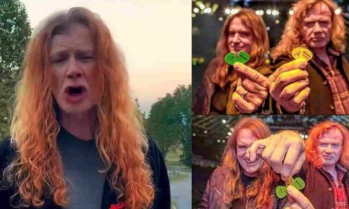 Megadeth will remove David Ellefson bass parts from upcoming album