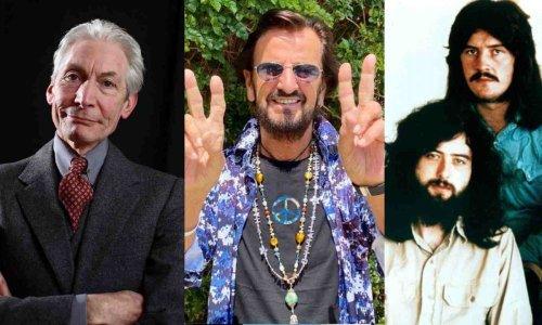 Ringo Starr recalls when Charlie Watts and John Bonham visited him